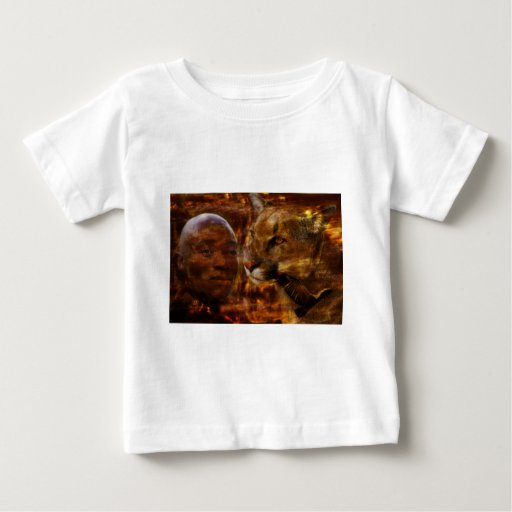 A warrior in Africa Baby T-Shirt