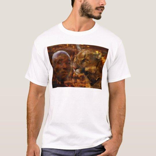 A warrior in Africa T-Shirt