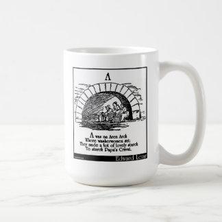 A was an Area Arch Coffee Mug