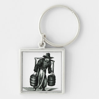 A Water Carrier Keychain