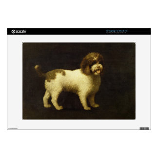 "A Water Spaniel, 1769 (oil on canvas) 15"" Laptop Skin"