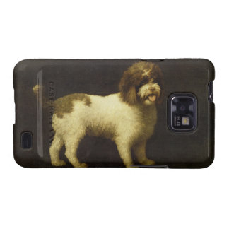 A Water Spaniel, 1769 (oil on canvas) Galaxy S2 Cases