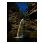 A waterfall posters