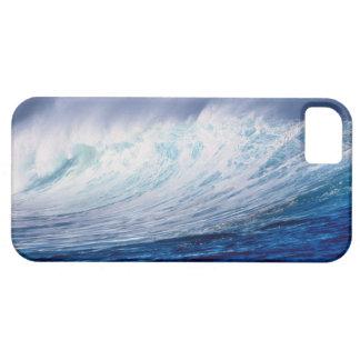 a wave building iPhone SE/5/5s case