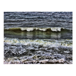 A Wave of reflection Postcard