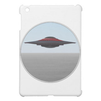 A way cool Flying Saucer. Case For The iPad Mini