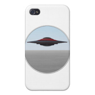 A way cool Flying Saucer. Covers For iPhone 4