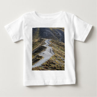 A way in alpine grassland baby T-Shirt