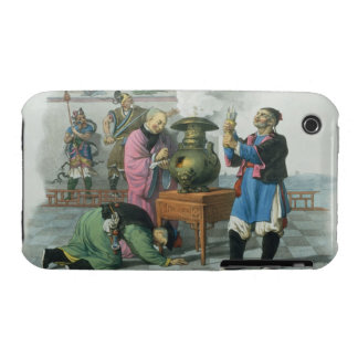A Way of Telling the Future, engraved by Mlle. For iPhone 3 Covers