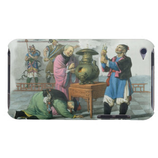A Way of Telling the Future, engraved by Mlle. For iPod Touch Cases