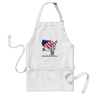 A Way to Freedom Adult Apron