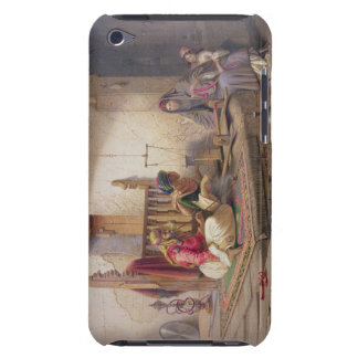 A weaver in Esna, one of 24 illustrations produced Case-Mate iPod Touch Case