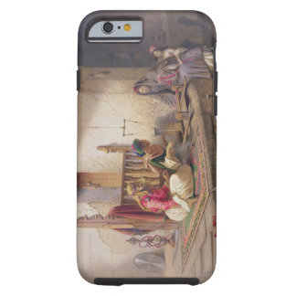 A weaver in Esna, one of 24 illustrations produced iPhone 6 Case