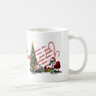 A Web Footed Christmas Coffee Mug