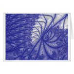 A Web of Lace Greeting Card
