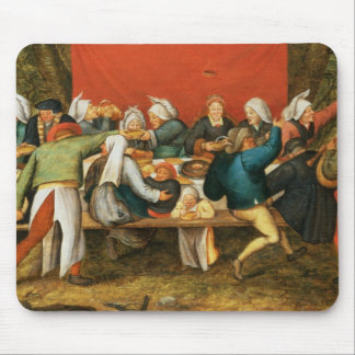 A Wedding Feast Mouse Pad