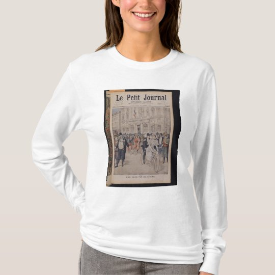A Wedding on a Bicycle T-Shirt