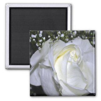 A Wedding Rose Refrigerator Magnets