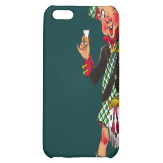 A Wee Bit O' Scotch iPhone Case Cover For iPhone 5C