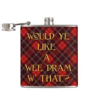 A Wee Dram? Flask