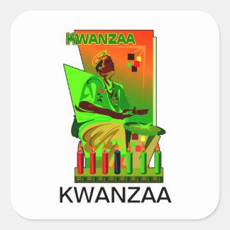 A Week Of Celebration Kwanzaa Holiday Stickers