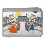 A Welcoming Boy and Girl Sleeve For MacBook Air