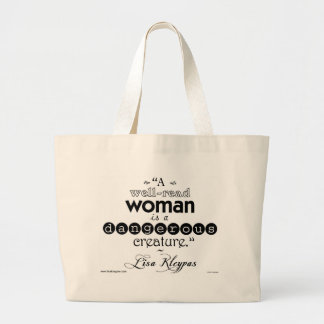 A Well-Read Woman. . .Bag
