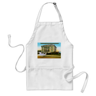 A Western Millionaires Residence Adult Apron