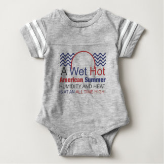 A Wet Hot American Summer Baby Bodysuit