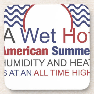 A Wet Hot American Summer Coaster