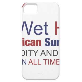 A Wet Hot American Summer iPhone SE/5/5s Case