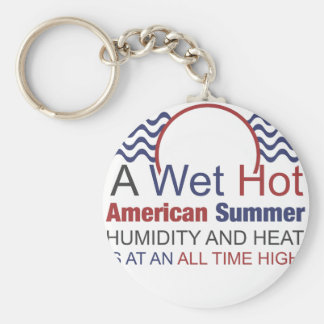A Wet Hot American Summer Keychain