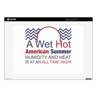 A Wet Hot American Summer Laptop Skins