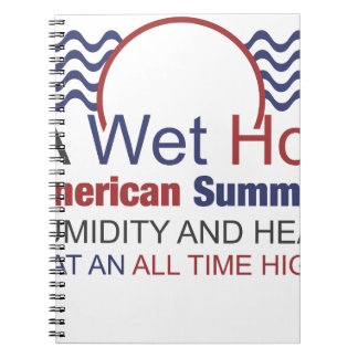 A Wet Hot American Summer Notebook