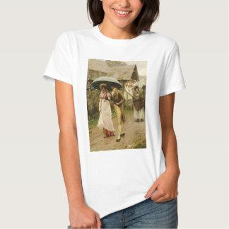 A Wet Sunday Morning T-shirt