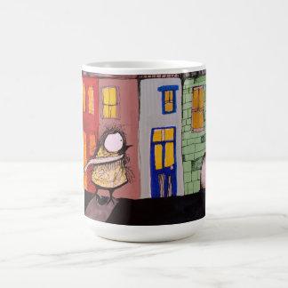 A whimsical mug to keep you warm!