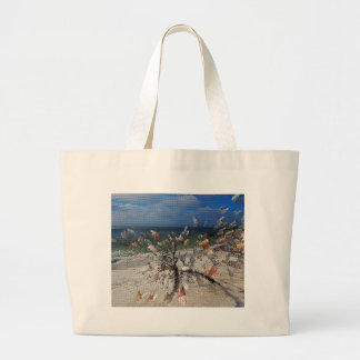 A Whisper is Sacred Large Tote Bag