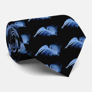 A whisper of a feather tie