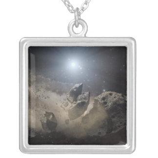 A white dwarf star jewelry