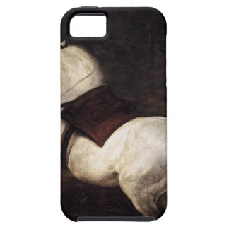 A White Horse by Diego Velazquez iPhone SE/5/5s Case