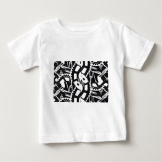 A whole clockwork effect baby T-Shirt