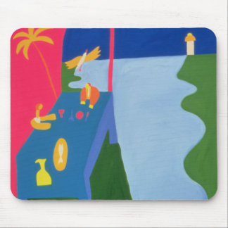 A Whole Life in that Beautiful Mountain 1996 Mouse Pad
