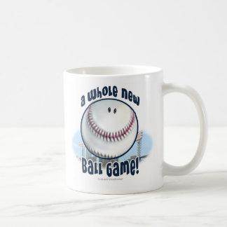 A Whole New Ball Game! Mug