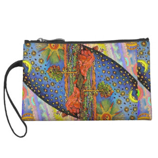 A whole new world out there clutch bag (daytime)