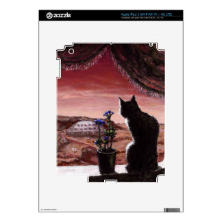 A Whole New World - Sci-Fi - Cat on Mars Skin For iPad 3