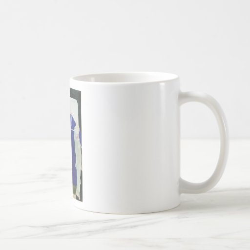 A Whopper and a Half Classic White Coffee Mug
