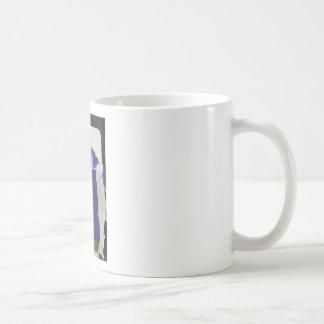 A Whopper and a Half Coffee Mug