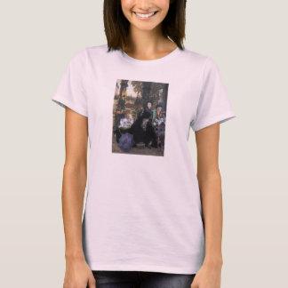 A widow by James Tissot T-Shirt