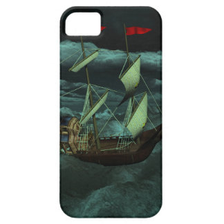 A Wild and Stormy Sea iPhone Case-Mate iPhone SE/5/5s Case