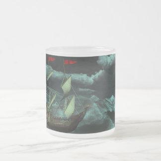 A Wild and Stormy Sea Mug